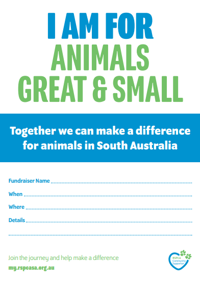 Invitations - I am for Animals Great & Small
